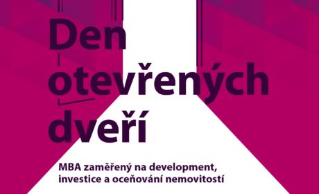 Den otevřených dveří MBARE 16.4.2021 ONLINE