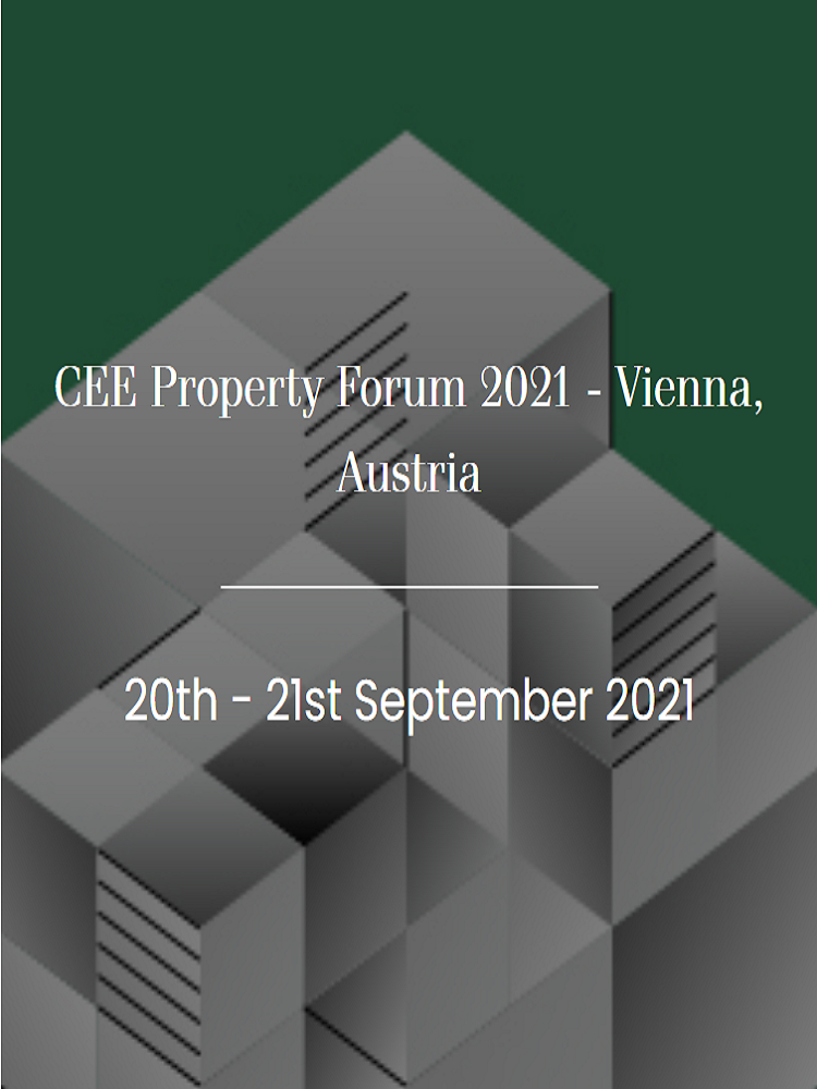 Prague PROPERTY FORUM 2021